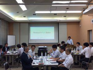 大阪大学でResearch Port Salonを開催